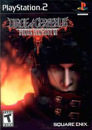 Final Fantasy VII Dirge of Cerberus - Playstation 2 (Game Only)