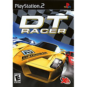 DT Racer - Playstation 2 (Complete In Box)