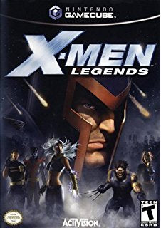 X-men Legends 2 - Gamecube (Complete in Box)