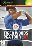 Tiger Woods 2007 - Xbox (Complete In Box)