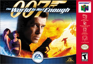 007 World Is Not Enough - Nintendo 64 (Game Only)