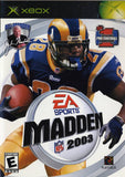 Madden 2003 - Xbox (Complete in Box)