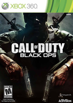 Call of Duty Black Ops - Xbox 360 (Complete In Box)