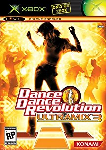 Dance Dance Revolution Ultramix 3 - Xbox (Complete In Box)