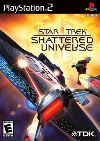 Star Trek Shattered Universe - Playstation 2 (Complete In Box)