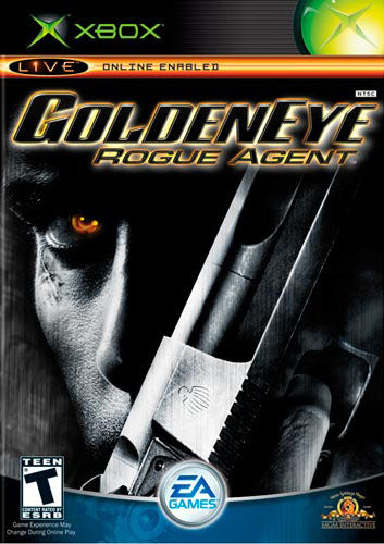 007 GoldenEye Rogue Agent - Xbox (Complete in Box)