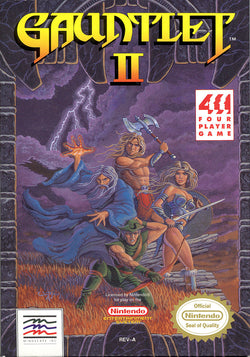Gauntlet II - NES (Game Only)