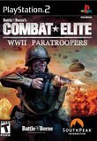 Combat Elite WWII Paratroopers - Playstation 2 (Complete In Box)