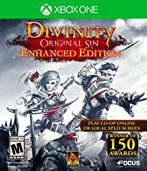 Divinity: Original Sin Enhanced Edition - Xbox One (Complete In Box)