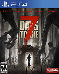 7 Days to Die - Playstation 4 (Complete in Box)