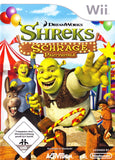 Shrek's Carnival Craze - Wii (Complete In Box)