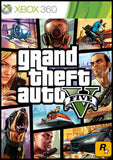 Grand Theft Auto V - Xbox 360 (Complete In Box)