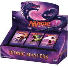 Iconic Masters Booster Box -  Magic: The Gathering (New)