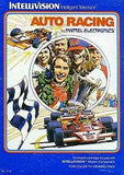 Auto Racing - Intellivision (Complete in Box)