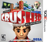 Crush 3D - Nintendo 3DS (Complete In Box)