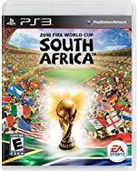 2010 FIFA World Cup - Playstation 3 (Game Only)