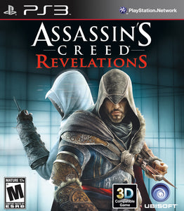 Assassins Creed Revelations - Playstation 3 (Complete In Box)