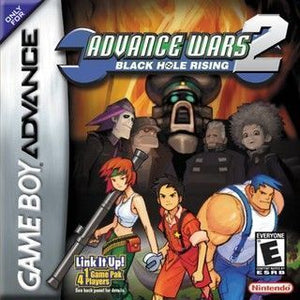 Advance Wars 2 - GameBoy Advance (Game Only)