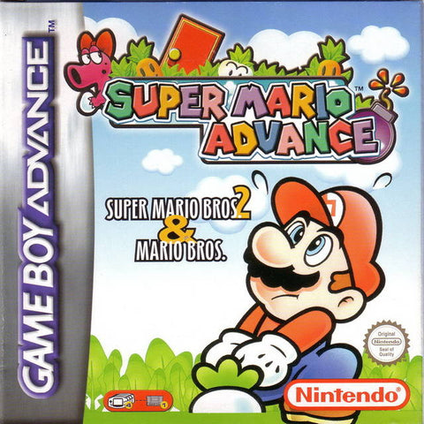 Super Mario Advance - GameBoy Advance (Game Only)
