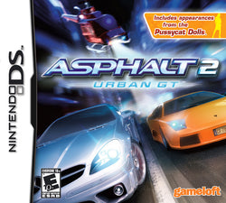 Asphalt Urban GT 2 - Nintendo DS (Game Only)