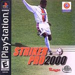Striker Pro 2000 - Playstation (Complete In Box)