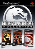 Mortal Kombat: Kollection - Playstation 2 (Complete In Box)
