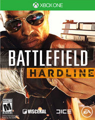 Battlefield Hardline - Xbox One (Complete in Box)