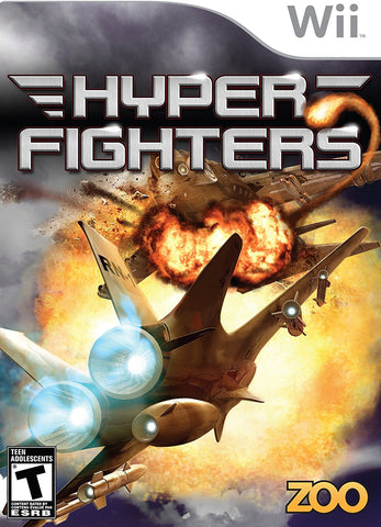 Hyper Fighters - Wii