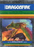 Dragonfire - Intellivision (Complete in Box)