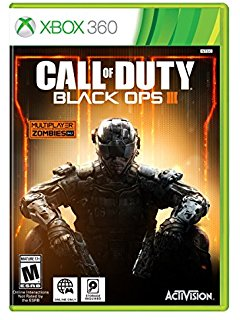 Call of Duty Black Ops III - Xbox 360 (Complete In Box)