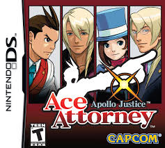 Ace Attorney Apollo Justice - Nintendo DS (Game Only)