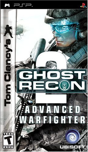 Ghost Recon Advanced Warfighter 2 - PSP (Game Only)