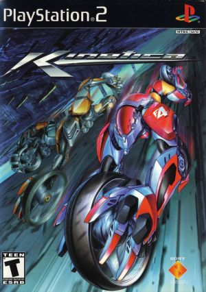 Kinetica - Playstation 2