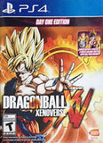 Dragon Ball Xenoverse Day One - Playstation 4 (Complete In Box)