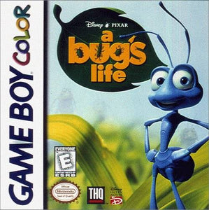 A Bug's Life - GameBoy Color (Game Only)