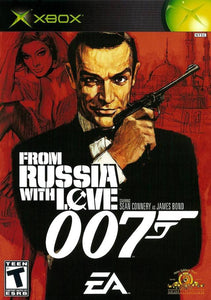 007 From Russia With Love - Xbox (Complete in Box)