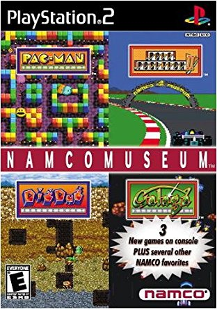Namco Museum - Playstation 2 (Complete In Box)