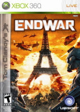 End War - Xbox 360 (Complete In Box)