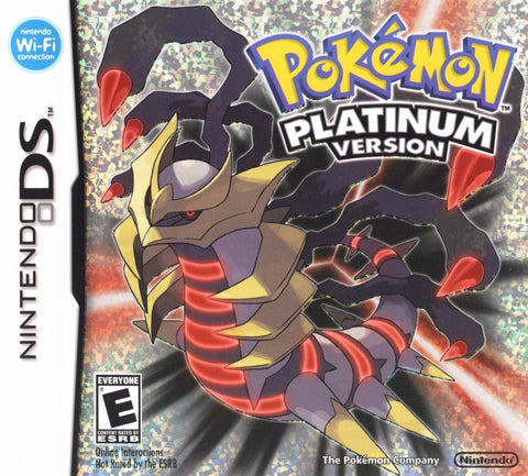 Pokemon Platinum - Nintendo DS (Game Only)
