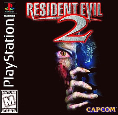 Resident Evil 2 - Playstation (Complete In Box)