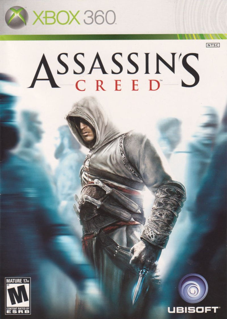 Assassin's Creed - Xbox 360 (Complete in Box)