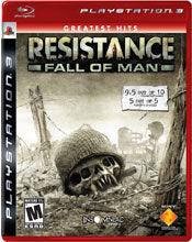 Resistance Fall of Man - Playstation 3 (Complete In Box)