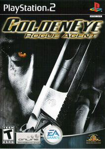 007 GoldenEye Rogue Agent - Playstation 2 (Complete In Box)