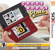 Crosswords Plus - Nintendo 3DS (Complete In Box)