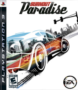 Burnout Paradise - Playstation 3 (Complete In Box)