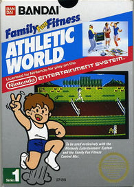 Athletic World - NES (Game Only)