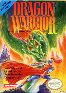 Dragon Warrior - NES (Game Only)