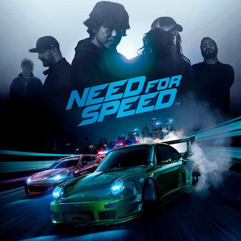 Need for Speed - Playstation 4 (Game Only)