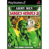 Army Men Sarge's Heroes 2 - Playstation 2 (Game Only)