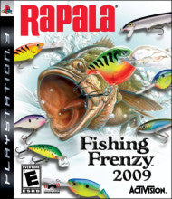 Rapala Fishing Frenzy - Playstation 3 (Complete In Box)